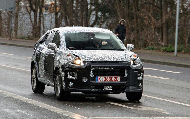 Ford заменит EcoSport на Fiesta SUV 1