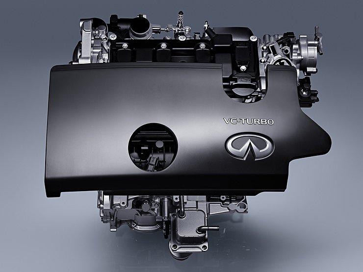 Мотор Infiniti VC-Turbo становится все лучше и лучше 1