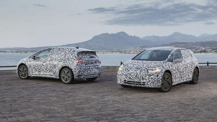 Volkswagen не сможет выпускать бюджетные электромобили 1
