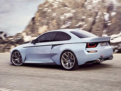 BMW «копейка» и Mercedes A-Class могут породниться 1