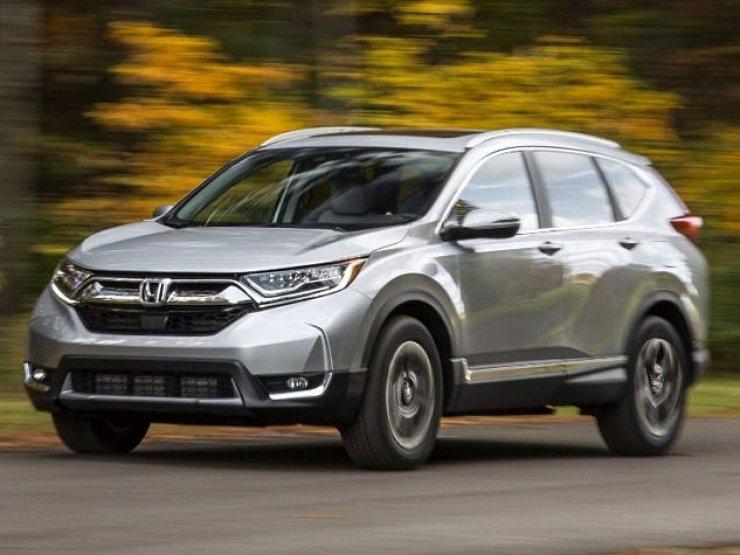 Обновленный Honda CR-V представлен официально 1