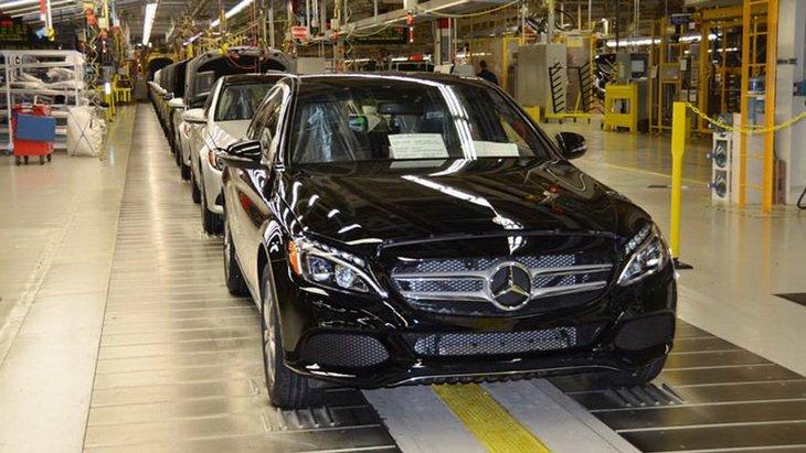 Mercedes хочет построить завод в Египте 1