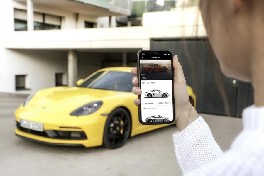 Porsche запустила в Германии сервис долгосрочной аренды подержанных автомобилей 1