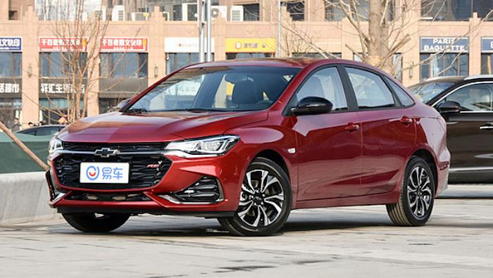Доступная альтернатива Chevrolet Cruze выходит на рынок 1