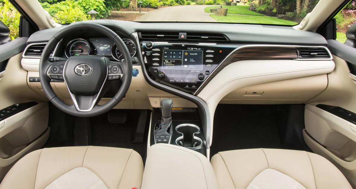 Toyota будет пускать угонщикам слезоточивый газ 1
