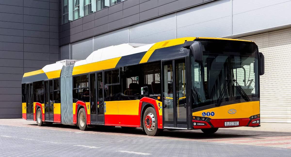 В Берлине появятся длинные «электрички» Solaris 1