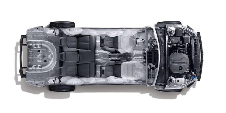 Hyundai создал новую платформу для новейшей Sonata 1