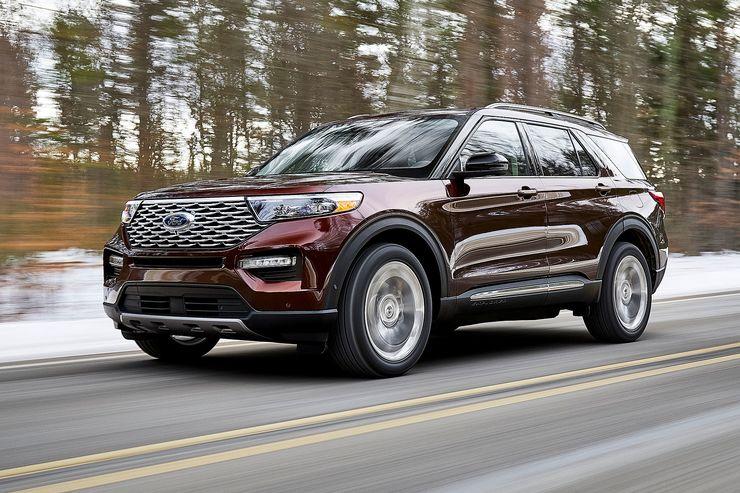 Владельцы Ford Explorer в США жалуются на тошноту в салоне 1