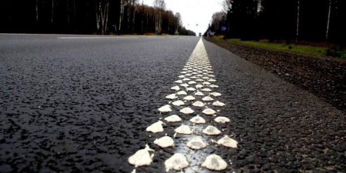 На украинских дорогах появится новая разметка 1
