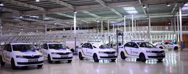 Национальная полиция Украины закупит 450 легковых автомобилей 1
