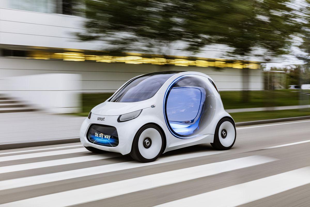 Daimler может «убить» smart из-за денег 1
