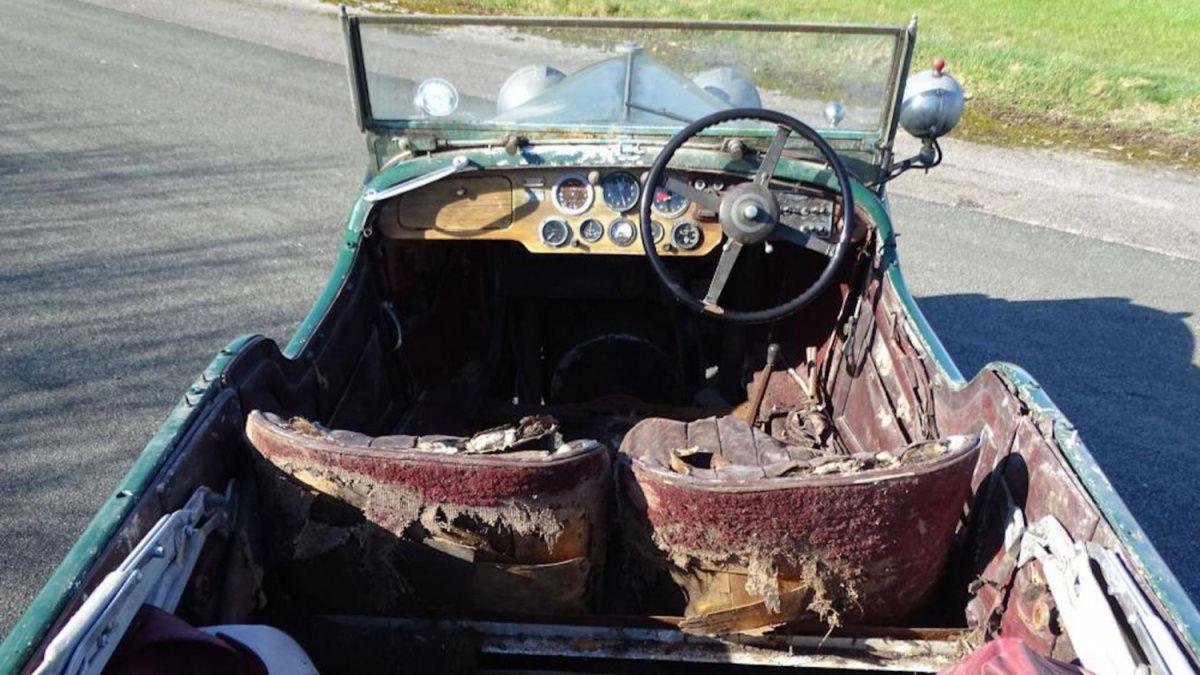 Личное авто ветерана Второй мировой продали за $600 000 2
