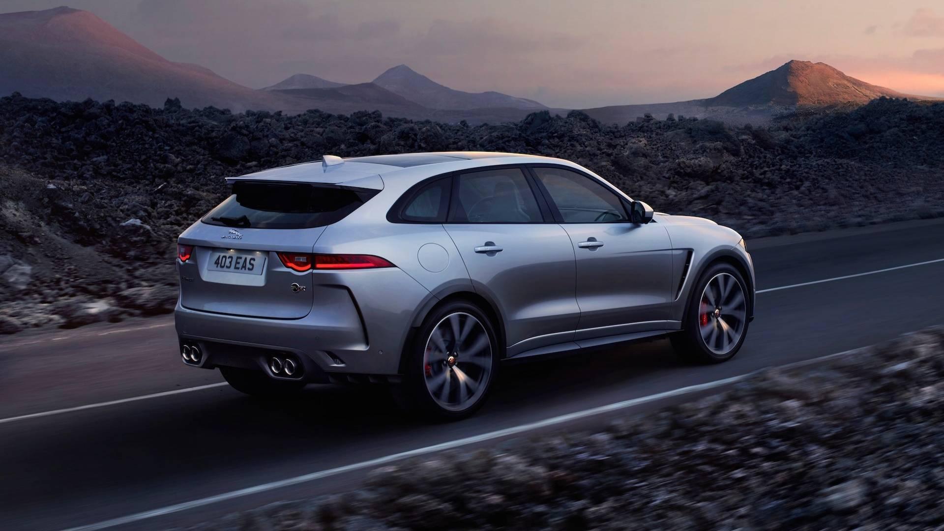 J-Pace станет флагманским электромобилем Jaguar 4