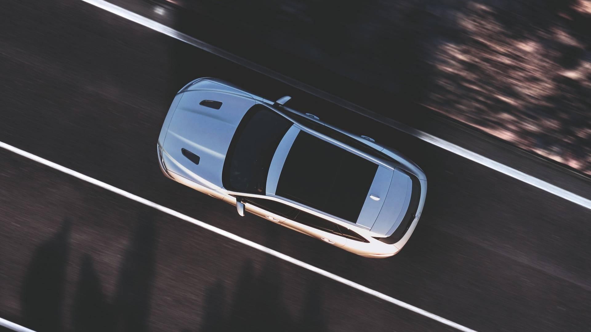J-Pace станет флагманским электромобилем Jaguar 1
