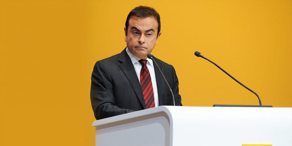 Карлос Гон может получить 40 млн долларов от Renault–Nissan–Mitsubishi 1