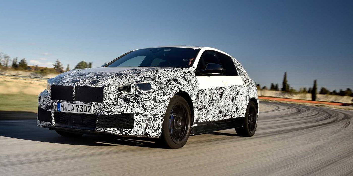 В BMW рассказали о новой 1-Series 1