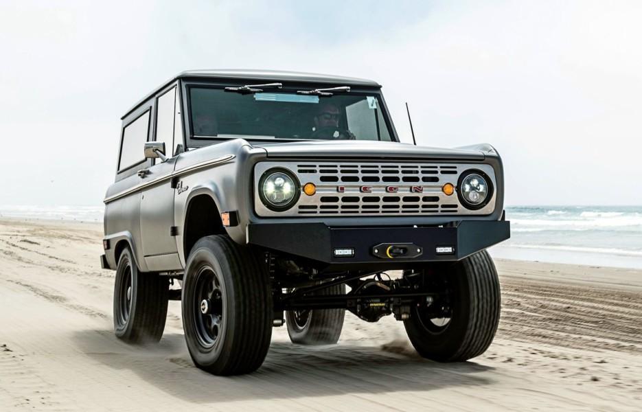 Ford Bronco возродится сразу в четырёх моделях 1