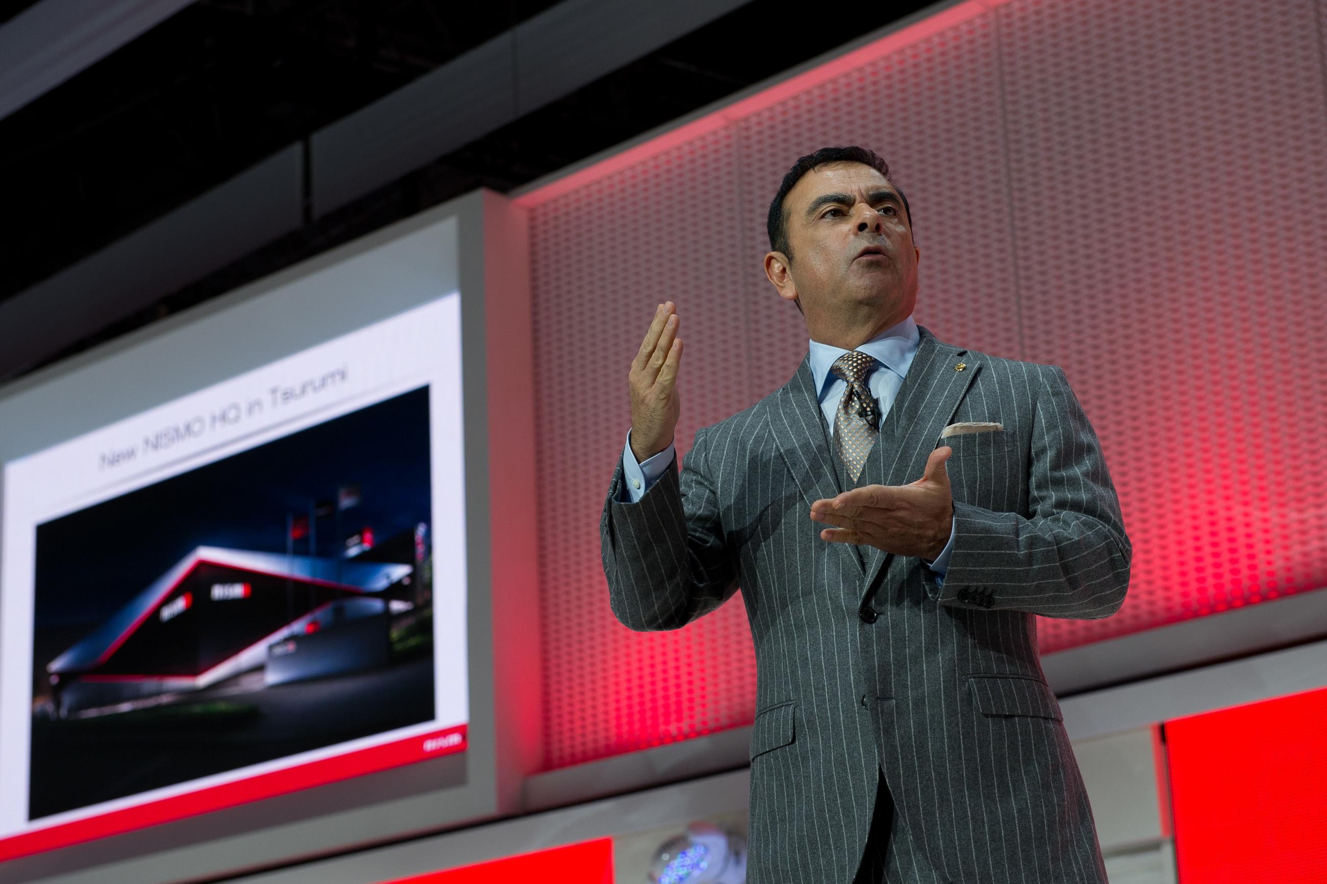 Карлоса Гона исключили из совета директоров Nissan 1