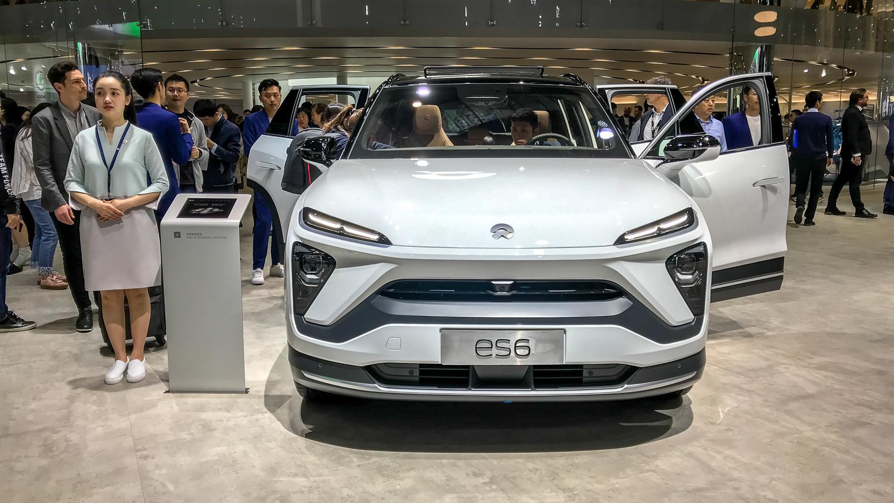 Представлены очень дорогие китайские автомобили  2