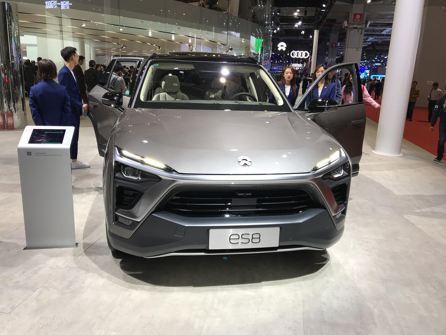 Представлены очень дорогие китайские автомобили  1