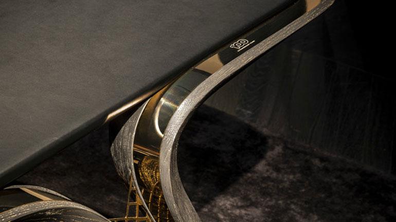 В честь 100-летнего юбилея Bentley британцы выпустили коллекционную мебель 2
