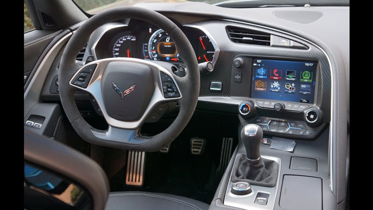Последний Corvette C7 уйдет «с молотка» 28 июня 2
