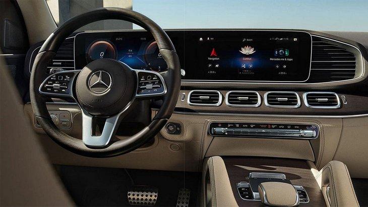В сеть попали первые фото конкурента BMW X7 от Mercedes-Benz 2