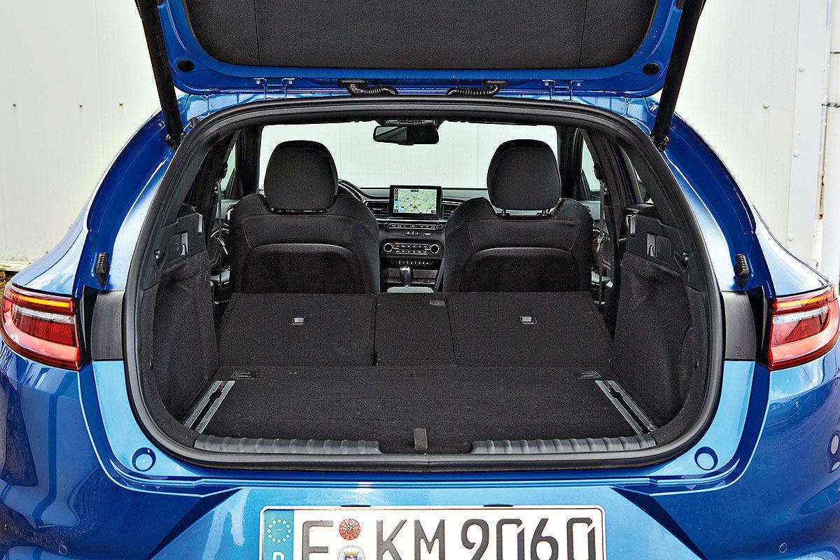 Тест-драйв Kia ProCeed в кузове Shooting Brake 4
