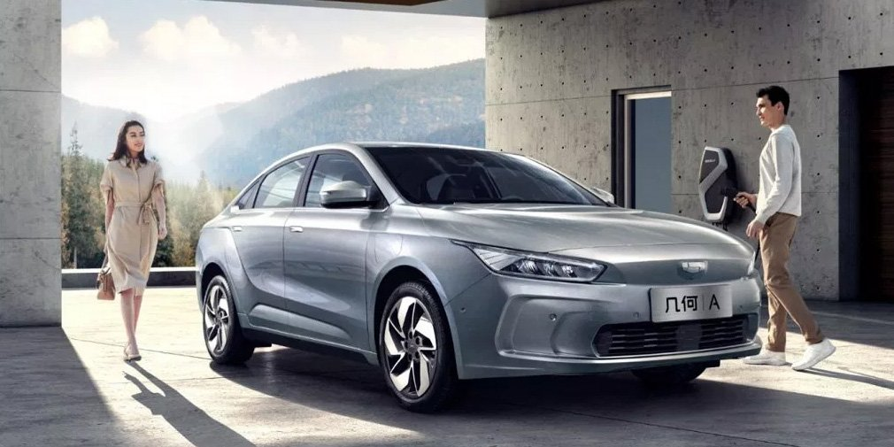 Geely запустила электрический бренд для конкуренции с Tesla 1