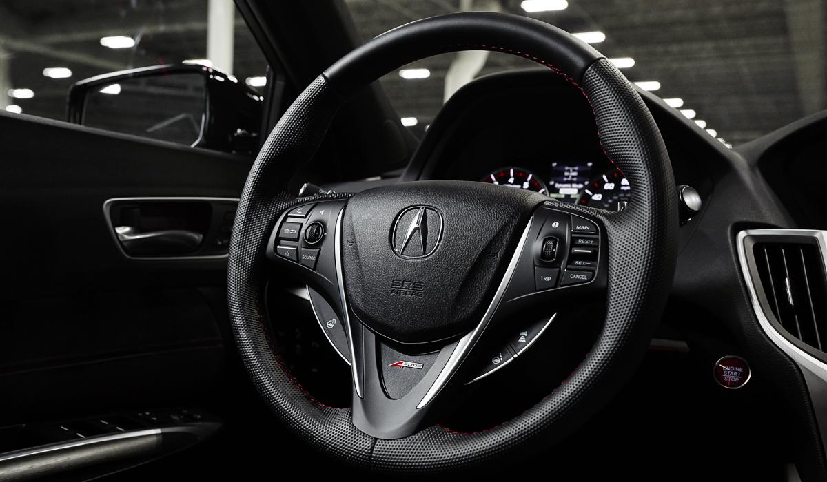 Acura TLX PMC Edition: спецверсия ручной сборки 3