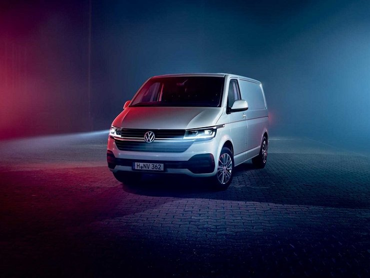 Volkswagen представил обновленный Transporter 2