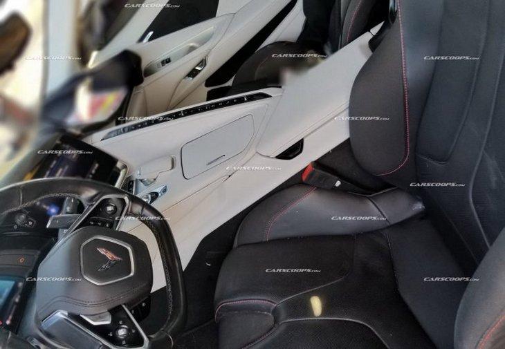 Chevrolet представил первый тизер фееричного суперкара Corvette C8 2