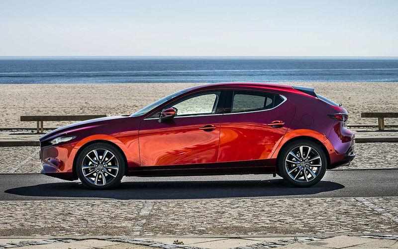 Mazda вернет горячую версию 3 MPS 1