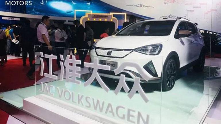 Volkswagen Group купит крупную долю китайского JAC Motors 2