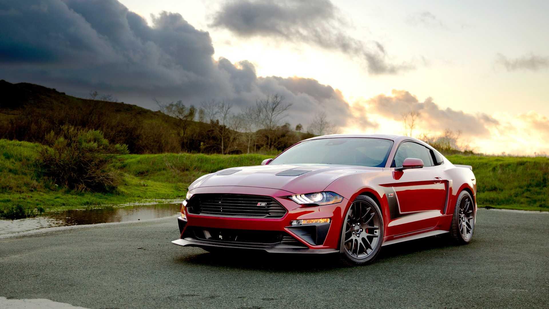 Roush Performance доработал F-150 и Mustang 1