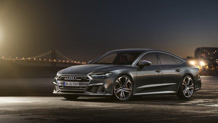 Audi показала сразу три новинки — седан S6, S6 Avanat и S7 2