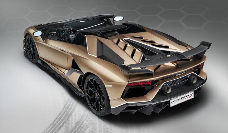 Lamborghini готовит мощного преемника Aventador 1