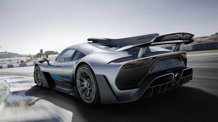 Mercedes-AMG оснастит свои модели электрическим турбонагнетателем 2