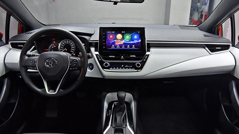 Альтернативная версия Toyota Corolla 2019 стала спортивнее 1