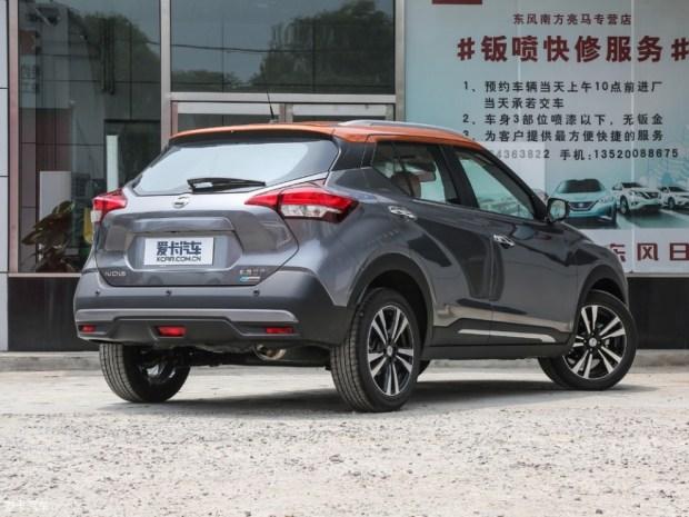 Nissan выводит на рынок самую топовую версию кроссовера Kicks 1