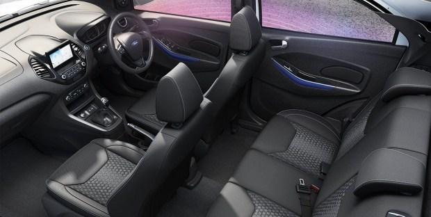 Новый Ford Aspire Blu поступил в продажу 2