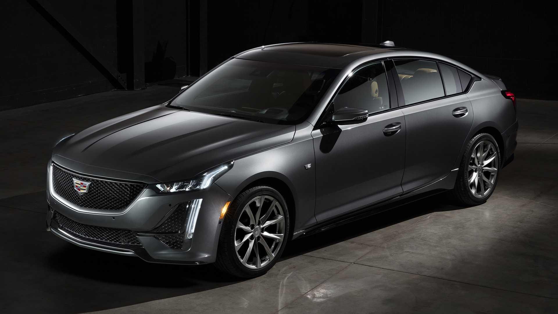 Cadillac не планирует делать универсал и купе из модели CT5 1