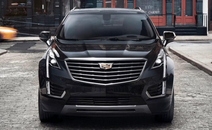 Cadillac готовит новое поколение Escalade 1