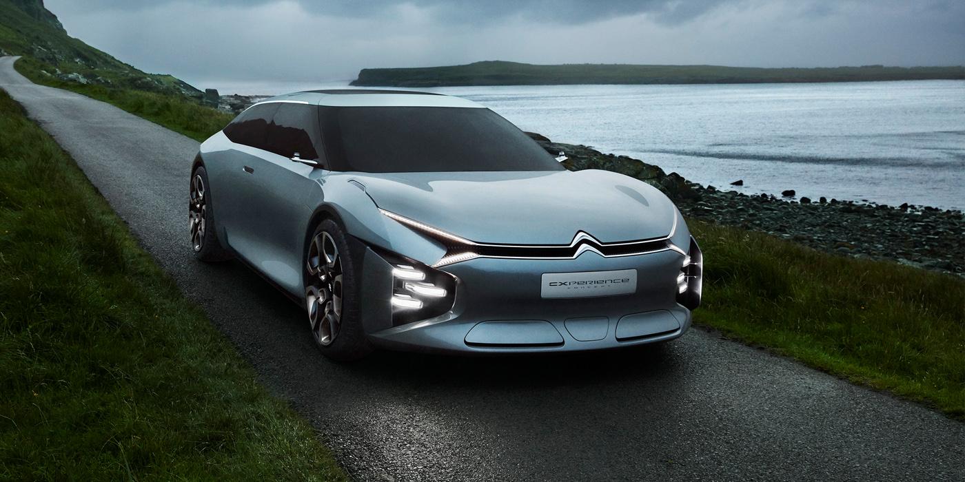 Citroen выпустит флагманский седан в 2021 году 1