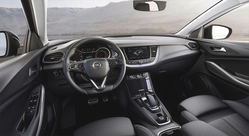 Opel выпустил первый подключаемый гибрид 2