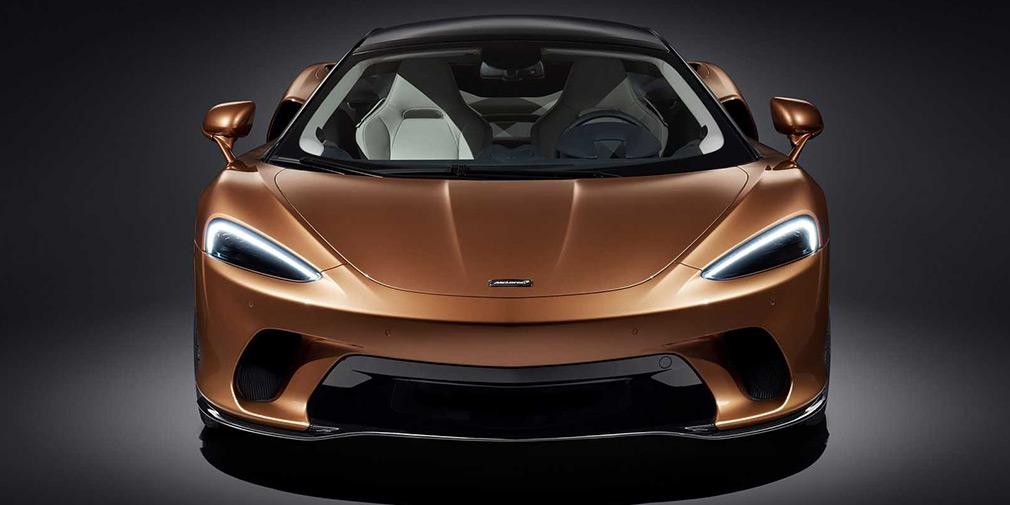 McLaren выпустил практичный суперкар с 420-литровым багажником 1