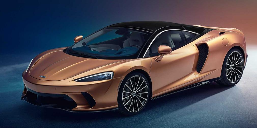 McLaren выпустил практичный суперкар с 420-литровым багажником 2