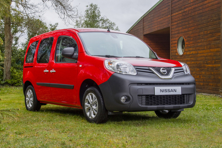 У Renault Kangoo появился брат Nissan NV250 1