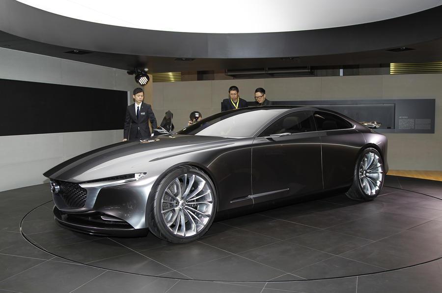 Mazda выпустит шестицилиндровые моторы Skyactiv-X 1