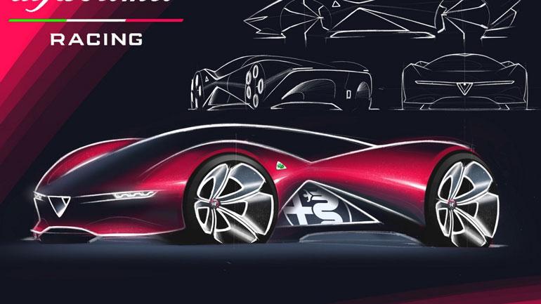 Студенты разработали дизайн будущего статусного автомобиля FCA 2